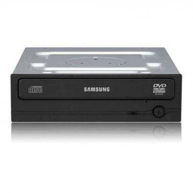 三星(SAMSUNG)SH-118AB 18速 串口 DVD光驱 黑色(盒包)