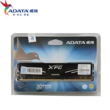 威刚(ADATA)游戏威龙 DDR3  8G 1600单条台式机内存