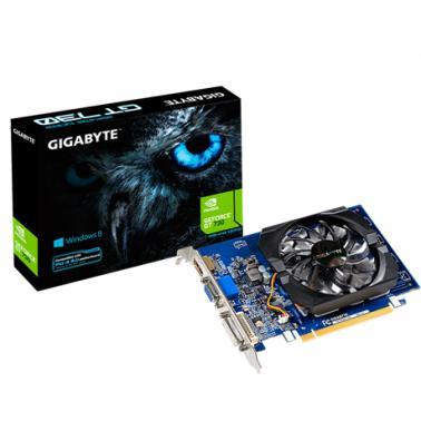 技嘉(GIGABYTE)N730D3-1GI/GT730/902/1800MHz 1GB/64bit/GDDR3显卡