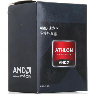 AMD 速龙II四核860K (Socket FM2+/3.7GHz/4M/95W)盒装CPU