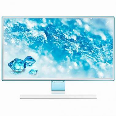 三星(SAMSUNG)S24E360HL 23.6英寸LED液晶显示器(白色)
