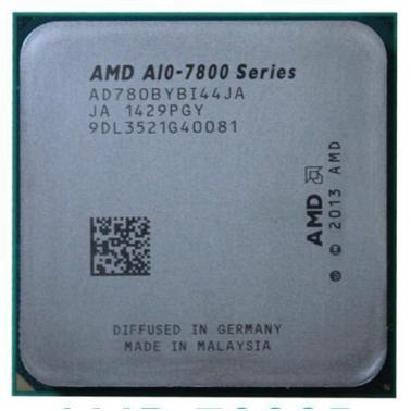 AMD APU系列四核 A10-7800K 散片CPU(Socket FM2/3.7GHz/4M缓存)
