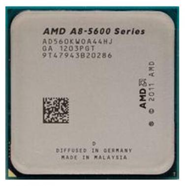 AMD APU系列四核  A8-5600K 散片CPU(Socket FM2/3.6GHz/4M缓存)