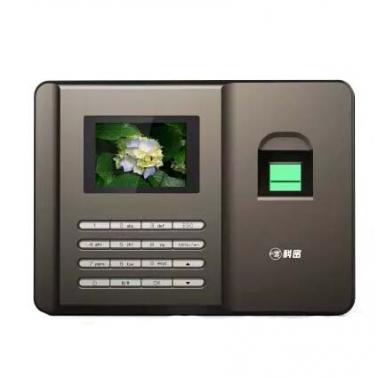 科密(COMET)E102指纹考勤机打卡机 彩屏免软件U盘下载
