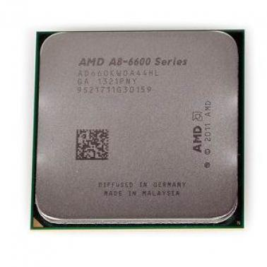 AMD APU系列四核  A8-6600K 散片CPU(Socket FM2/3.6GHz/4M缓存)