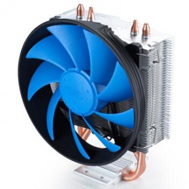 九州风神(DEEPCOOL)玄冰智能版 多平台CPU散热器 适用于Intel\AMD全平台
