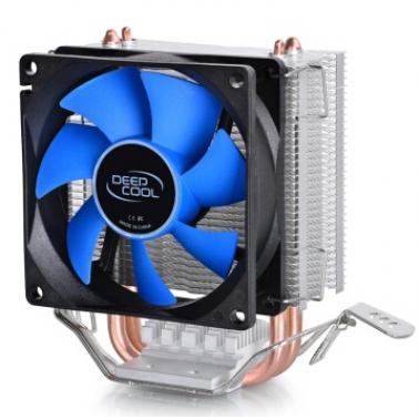 九州风神(DEEPCOOL)冰凌MINI旗舰版 多平台CPU散热器 适用于AMD AM2\AM2+\AM3 INTEL LGA775\1156