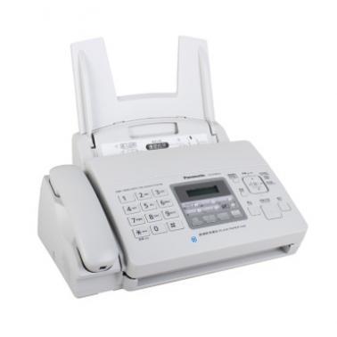 松下(Panasonic)KX-FP7006CN 普通A4纸传真机 英文显示