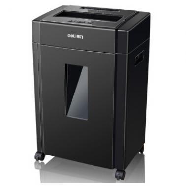 得力(deli)9904 高保密专业办公碎纸机 超静音全能时尚碎纸机