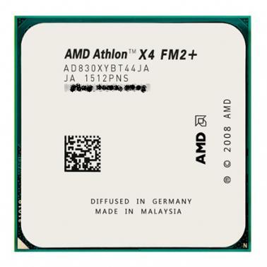 AMD X4 830 Athlon II 速龙四核 散片CPU(Socket/FM2/3.0GHZ/2M缓存)