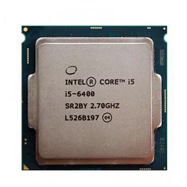 英特尔(Intel)酷睿i5-6400 14纳米 Skylake全新架构(LGA1151/2.7GHz/6MB三级缓存/65W)散片CPU