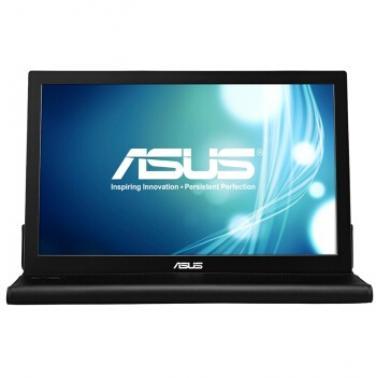 华硕(ASUS)MB168B 15.6英寸LED背光USB接口宽屏液晶显示器