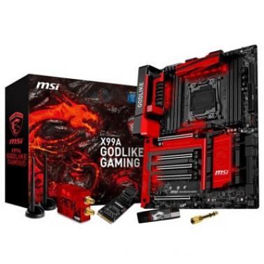 微星(msi)X99A GODLIKE GAMING主板(Intel X99/LGA 2011-V3)