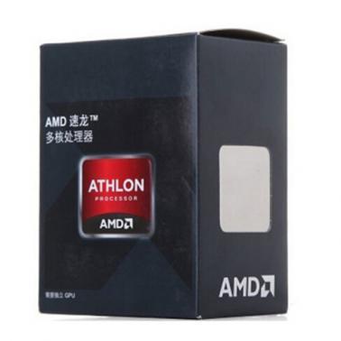 AMD 速龙II四核850 (Socket FM2+/2.9GHZ/4M/65W)盒装CPU