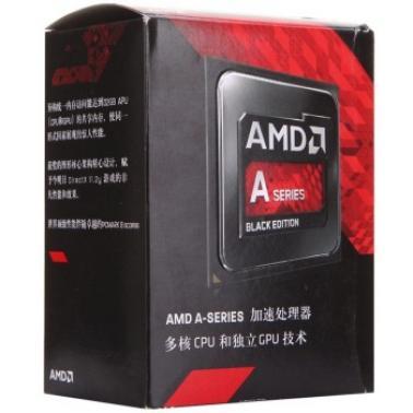 AMD APU系列四核 A10-7800K(Socket FM2+/3.5GHz/4M缓存/65W)盒装CPU