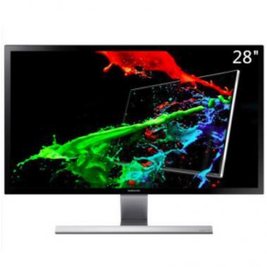 三星(SAMSUNG)U28E590D 28英寸4K超高清LED液晶显示器
