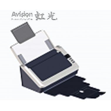 虹光(Avision)AH125 彩色双面A4高速文档扫描仪