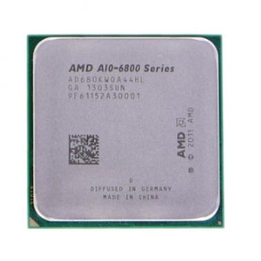 AMD APU系列四核 A10-6800K 散片CPU(Socket FM2/4.1GHz/4M缓存)