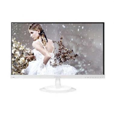 华硕(ASUS)VX239N-W 23寸IPS无边框显示器
