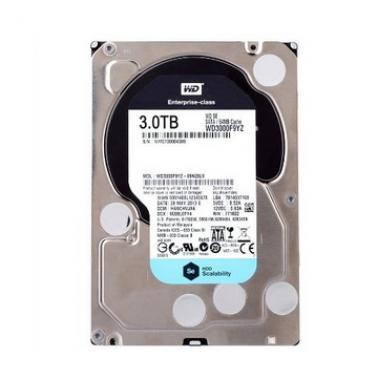 西部数据(WD)3TB SATA6Gb/s 64M RE4系列企业级(WD3000F9YZ)