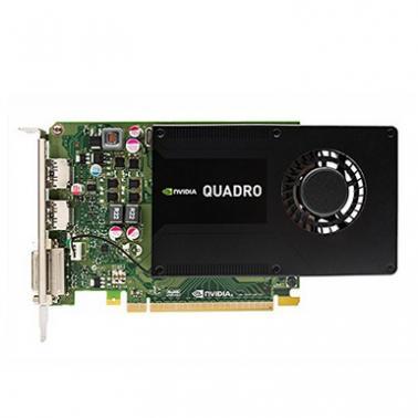 丽台Quadro K2200 4GD5专业绘图显卡(工包)