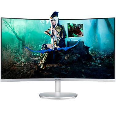 三星(SAMSUNG)LC27F591FDCXXF 27英寸全高清曲面液晶显示器