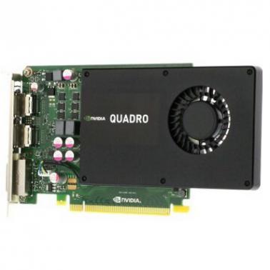丽台Quadro K2000 2GD5专业绘图显卡