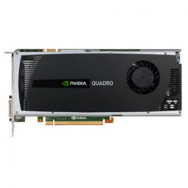 丽台Quadro 4000 2GD5专业绘图显卡