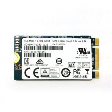 闪迪(Sandisk)SD8SMAT 128GB M.2 2242 固态硬盘