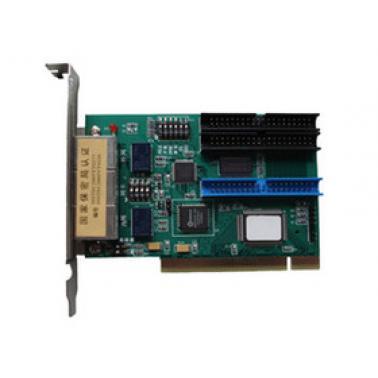 伟思信安 V1.00-M3 PCI双硬盘网络安全物理隔离卡