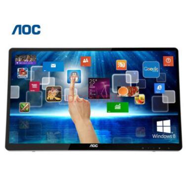 AOC(冠捷)E2272PWUT 21.5英寸双HDMI全高清触摸屏显示器