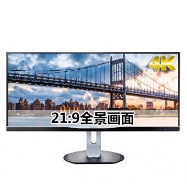 飞利浦(PHILIPS)BDM3470UP 34英寸细窄边框IPS液晶显示器