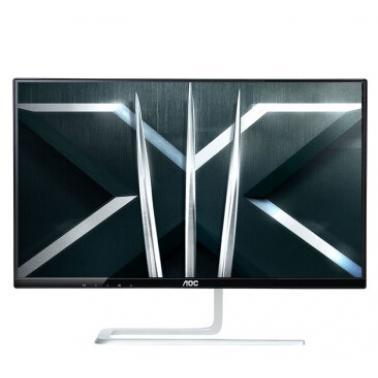AOC(冠捷)I2281FWH(黑色) 21.5英寸宽屏窄边框AH-IPS广视角液晶显示器