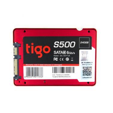 金泰克(Tigo) S500系列 120GB SATA3 固态硬盘