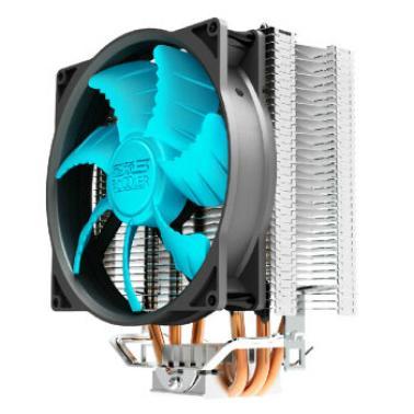 超频三(PCCOOLER)东海X3 AMDcpu散热器(cpu风扇/三条纯铜热管/超静音)