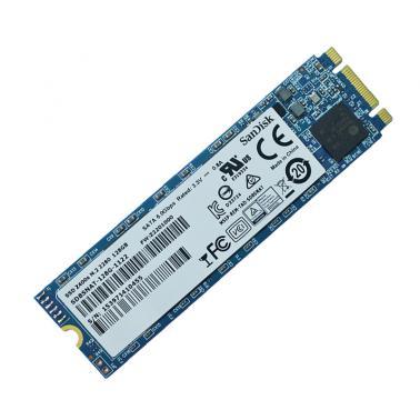 闪迪(Sandisk)SD8SNAT 128GB M.2 2280 固态硬盘
