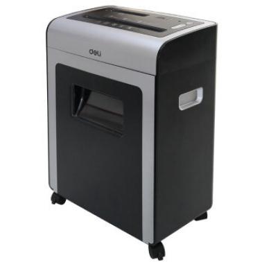 得力(deli)9915 环保高效碎纸机(21L纸箱/碎光盘)
