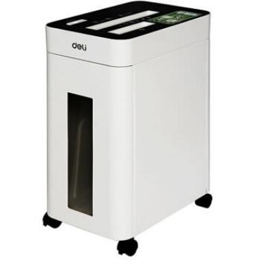 得力(deli)9924 创意侧抽式多功能碎纸机