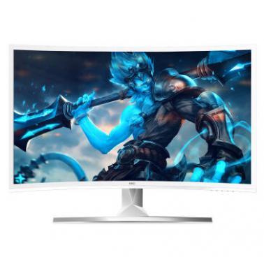 惠科(HKC)C320 31.5英寸曲面屏高清网吧液晶显示器