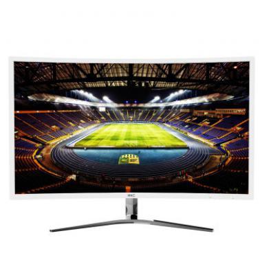 惠科(HKC)C320 plus 31.5英寸曲面网吧高清电竞液晶显示器