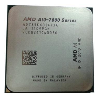 AMD APU系列四核 A10-7850K 散片CPU(Socket FM2/3.7GHz/4M缓存/95W)