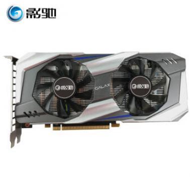 影驰(Galaxy)GeForce GTX1060 骁将 6GD5 显卡(工包)
