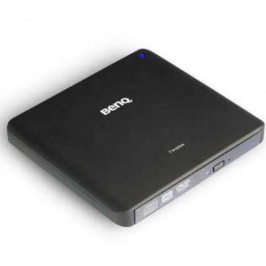 明基(BenQ)TW600A 便携外置刻录机 黑色