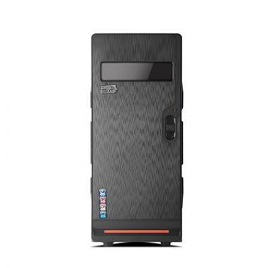 超频三(pccooler)风云380E商务型标准机箱(USB3.0 支持SSD 背走线 电源上置)