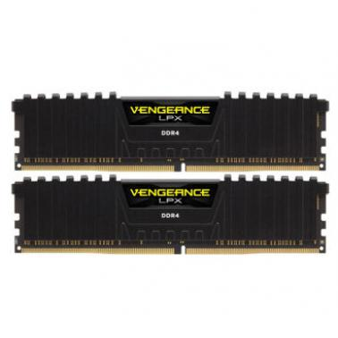 海盗船 复仇者 DDR4 32GB(16G*2) 2400 套装黑色台式机内存(CMK32GX4M2A2400C14)