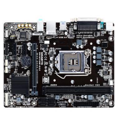技嘉(GIGABYTE)H110M-DS2 主板 (Intel H110/LGA 1151)