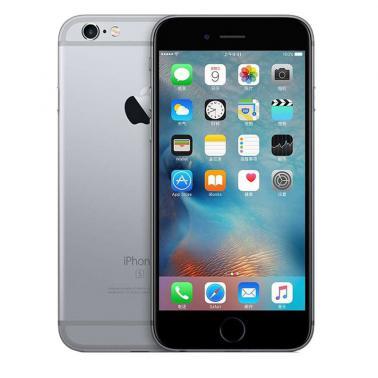 苹果iPhone 6s Plus智能手机 公开版三网4G 苹果四核A9+M9协处理器 ROM/32GB RAM/2GB 5.5英寸 前500万像素 后1200像素 深空灰色 2750mA/h MN3Q2CH/A