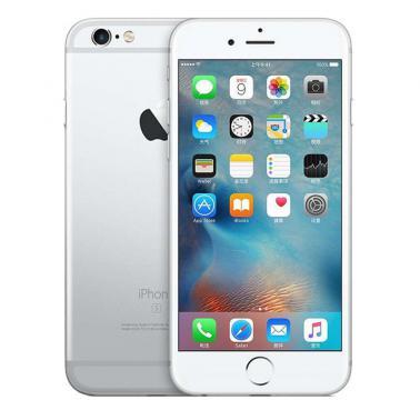 苹果iPhone 6s 智能手机 公开版三网4G 苹果四核A9+M9协处理器 ROM/32GB RAM/2GB 4.7英寸 前500万像素 后1200像素 银色 1715mA/h MN262CH/A