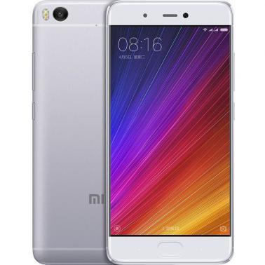 小米MI 小米5s标配版 智能手机 三网通版4G 四核 ROM/64GB RAM/3GB 前400万像素 后1200万像素 5.15英寸 双卡双待 银色 3200mA/h
