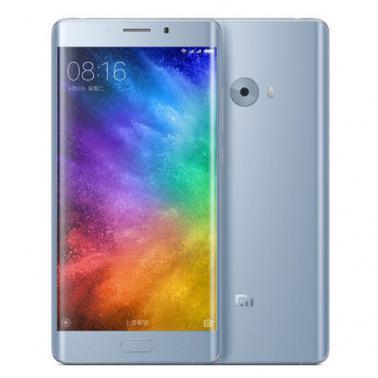 小米MI 小米Note2标配版 智能手机 全网通版4G 四核 ROM/64G RAM/4G 前800万像素 后2256万像素 5.7英寸 双卡双待 冰川银色 4070mA/h